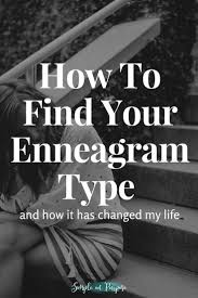 how to find your enneagram type and how it has changed my life