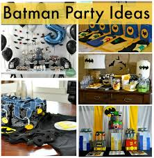 batman party ideas batman birthday party decorations ideas image inspiration of cake