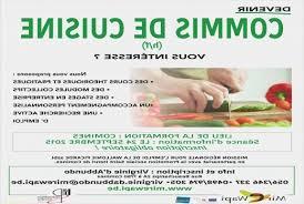 formation commis de cuisine nouveau formation commis de cuisine hzkwr com