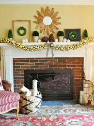 christmas mantel decor pretty christmas mantel ideas