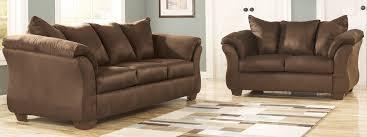 Ashley Living Room Furniture Buy Ashley Furniture 7500438 7500435 Set Darcy Cafe Living Room
