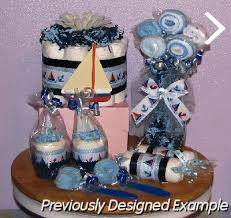 Nautical Baby Shower Decorations Table Centerpieces Shower Favors Nautical Baby Shower Decorations