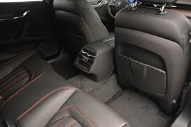 custom maserati interior 2017 maserati quattroporte s q4 granlusso stock w385 for sale