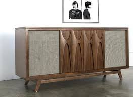mid century console cabinet modern cabinet console childcarepartnerships org