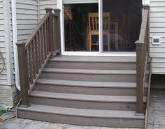 Backyard Steps Ideas Steps Down From House Doors To Patio Google Search Step