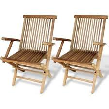 Folding Patio Chair by Teak Folding Chair Ebay