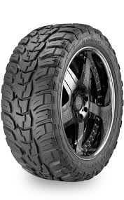 Great Customer Choice 33x12 5x17 All Terrain Tires Kumho Road Venture Mt Kl71 Tire Reviews 57 Reviews