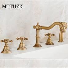 Copper Bathroom Faucet by Popular Copper Bathtub Faucet Buy Cheap Copper Bathtub Faucet Lots