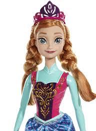 amazon disney frozen royal color change anna doll toys u0026 games