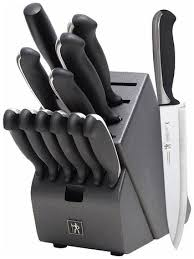 kitchen knives henckel ja henckel edge synergy 13 pc knife set 15705 000