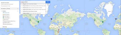 Google Map Canada by Google Maps For Education Classlinq
