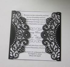 Black And White Invitation Card Engagement Party Invitation Word Templates Free Card
