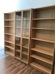 3 ikea bookcases with glass doors ikea bookcase glass doors and