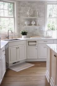 Traditional White Kitchens - kitchen kitchen backsplash ideas kitchen floor ideas with white
