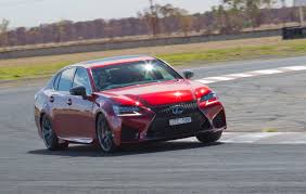 lexus new sports car review lexus u0027 new gs f luxury car was built for the road but is