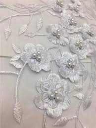 tulle fabric wholesale white 3d flower lace tulle fabric wholesale bridal ankara