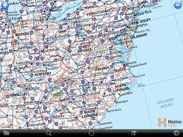 map us states highways map of eastern us highways thempfa org