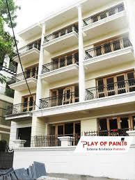 exterior painting best exterior u0026 interior painters in bangalore