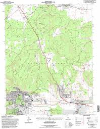 Mammoth Map Old Mammoth Topographic Map Ca Usgs Topo Quad 37118f8