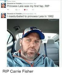 Princess Leia Meme - pinned tweet shoenice on youtube shoenice videos 9m princess leia