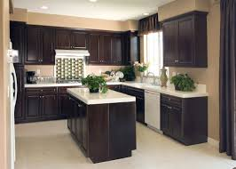 kitchens with dark cabinets small kitchens dark cabinets marble with lighting flooring sink