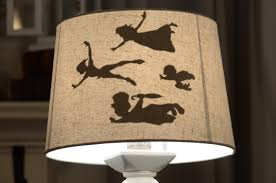 Peter Pan S Home by Peter Pan U0027s Flight Shadow Lamp Shade Fairytale Princess