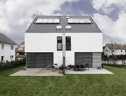 doppelhaus architektur dieses doppelhaus birgt einige überraschungen hausideen