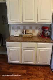 Kitchen Cabinets With Feet Texas Decor How We Painted Our Kitchen Cabinets A Tutorial