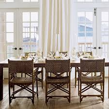 Coastal Dining Room Furniture Dining Rooms With A Coastal Touch Dining Room Table Room And