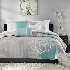 turquoise quilted coverlet madison park brianna aqua quilted cotton coverlet set free