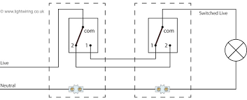 2 way lighting circuit diagram readingrat net