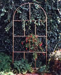 chelsea copper wall trellis 42