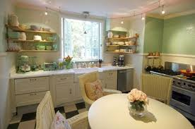 Cottage Chic Kitchen - how to create a shabby chic kitchen with simple ways u0026 spending