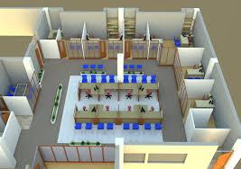 Bank Interior Design by Bank Interior Design Plan