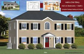 single story houses add a floor convert single story houses