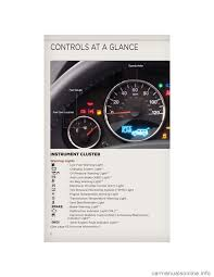 jeep compass warning lights jeep compass 2012 1 g user guide