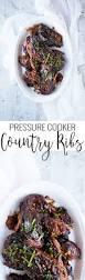 pressure cooker country ribs oh so delicioso
