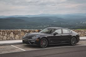 gray porsche panamera 2017 porsche panamera turbo one week review automobile magazine
