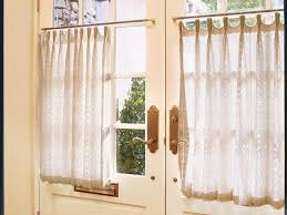 Modern Cafe Curtains Modern Cafe Curtains Inside Simply Dressed Southern Living Idea 17
