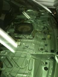 lexus es300 subwoofer my mark levinson replacements woofer and front door speakers
