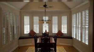 plantation shutters gallery window treatments