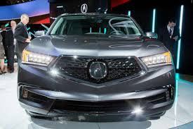 first acura 2017 acura mdx first impressions news cars com