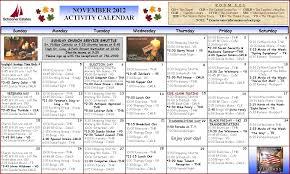 schooner calendars