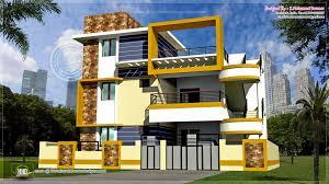 modern 3 floor tamilnadu house design kerala home and loversiq