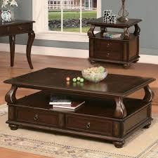 Acme Furniture Acme Furniture Amado Regal Espresso Coffee Table Furniture