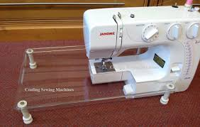 Sewing Machine With Table Sewing Machine Extension Sew Table Specially Made To Fit Your