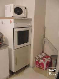 meuble de cuisine pour four encastrable meuble four encastrable plaque cuisson lot four encastrable