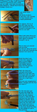 s ear cuffs free ornate ear cuff tutorial by sylva tutorials