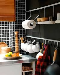 Counter Space Small Kitchen Storage Ideas Kitchen Organization Top 15 Kitchen Rail Storage Ideas Kitchen