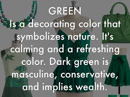 Dark Green Color Meaning by What Does Color Symbolize In Clothing By Ashton Gibson